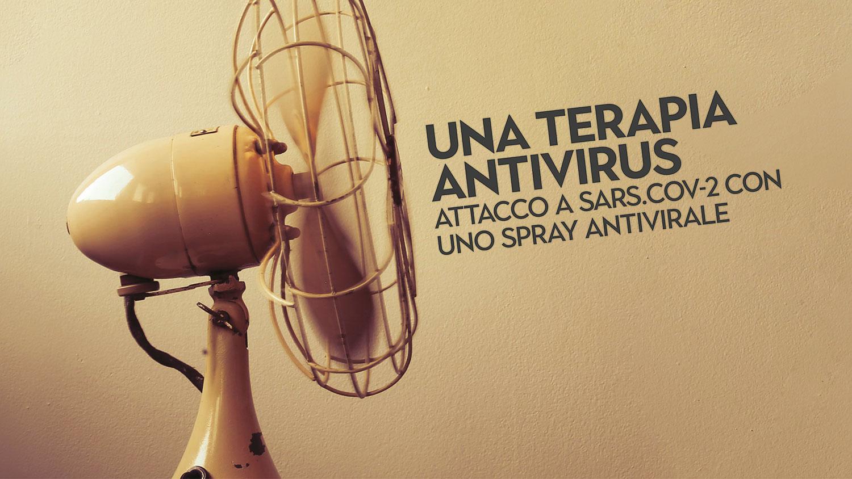 Una terapia antivirus